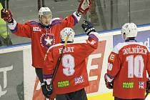 Hokejisté Třebíče mohou po dvou posledních výhrách o svém osudu rozhodnout sami.