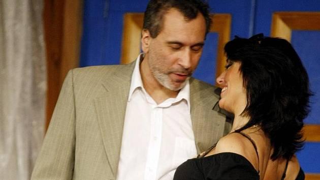 David Suchařípa a Eva Čížkovská vystoupí spolu s dalšími hvězdami v Jihlavě.