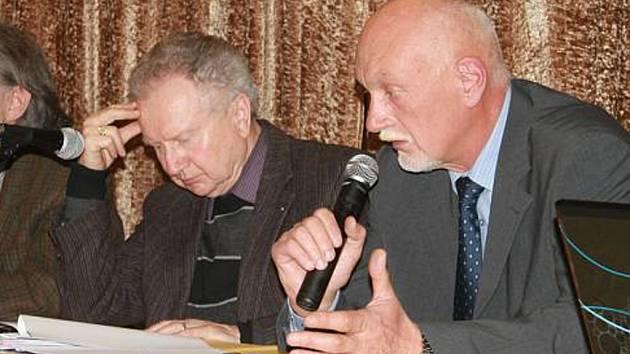 Jan Veleba a Hynek Blaško