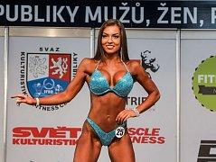 Svěřenci Fitness Factory vybojovali pět medailí