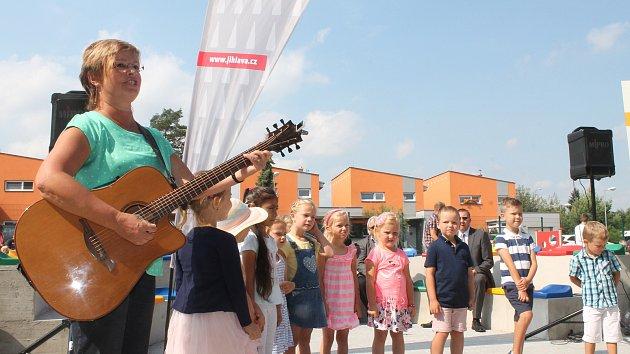 Nová školka Bystrouška v Jihlavě