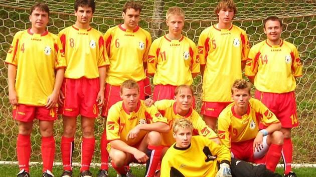A-tým výběru MK Jihlava se v Rakousku zastavil těsně před branami finále a nakonec skončil na pěkném třetím místě.