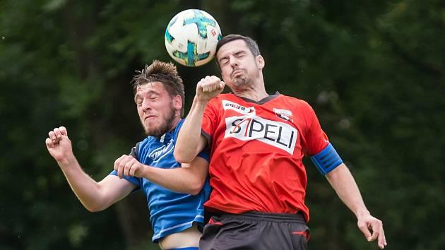 Jedním z tahounů Sapeli Polná byl kapitán Filip Dvořáček. Jak asi dopadne v klubové anketě o nejlepšího hráče podzimu?