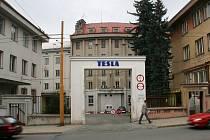 Areál bývalého závodu Tesla v Havlíčkově ulici.