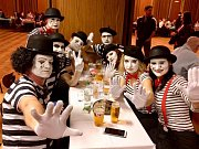 Maškarní ples ve Stonařově se konal v sobotu 16. března
