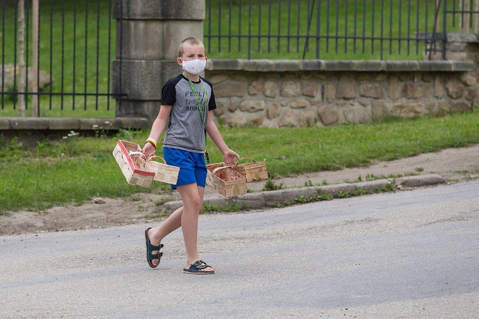 Větrný Jeníkov zasáhla nová vlna nákazy koronavirem.
