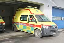Nejen své vozy ukáží záchranáři veřejnosti na konci září.