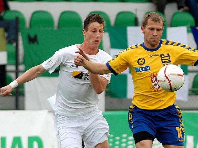 FK Baník Most - FC Vysočina Jihlava.