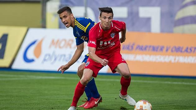 FC Vysočina Jihlava a FK Vítkovice, ilustrační foto