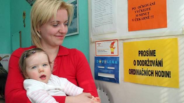 Protest pediatrů maminky zaskočil.