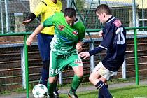 Středční zápas mezi fotbalisty Rantířova a Žďáru B se už podruhé na jaře odložil. Kdy se bude utkání 16. kola I. A třídy skupiny B hrát, to rozhodne komise KFS Vysočina.