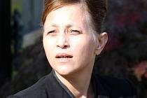 Domácí péče. Titulní roli ve filmu Slávka Horáka ztvárnila Alena Mihulová.