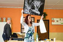 Jaroslava Melicharová bodovala před měsícem v soutěži se svým snímkem pampeliškového chmýří.