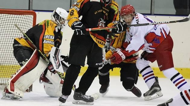 Hokejová krajská liga se rozrostla na osm týmů