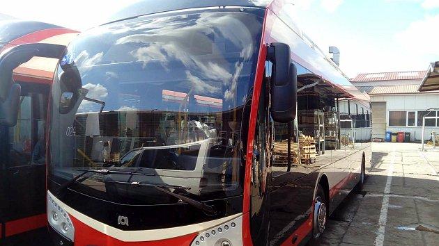 Nechte auto doma. Díky novým trolejbusům vznikne v Jihlavě nová linka