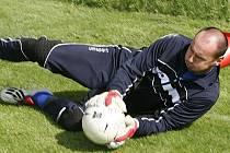 Brankář Michal Vorel ve vzájemném zápase jeho dvou bývalých klubů sází na zkušenosti Vysočiny.
