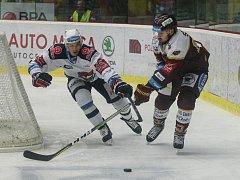 HC Dukla Jihlava - Piráti Chomutov.