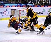 V utkání 23. kola Topsprt extraligy ledního hokeje hostil domácí HC Verva Litvínov na svém ledě celek HC Dukla Jihlava.