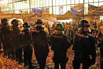 Na páteční a sobotní hokejová utkání mezi Jihlavou a Havlíčkovým Brodem vyšle policie do akce více mužů.