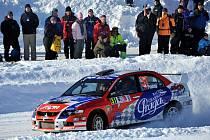 Martin Prokop si na zasněžených norských tratích jízdu vychutnával. Uvolněnost přišla vhod, porazili ho pouze dva seveřani, kteří jsou se sněhem a ledem srostlí.