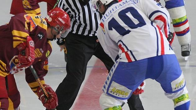 Úvodní buly. Nový ročník první hokejové ligy otevře brány už dnes večer. Jihlava a Havlíčkův Brod se představí na domácím ledě, Třebíč si odbude premiéru v Brně.