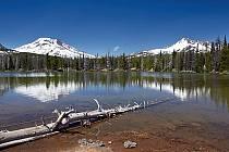 Součástí cestovatelových projekcí jsou vždy snímky přírodních krás.
