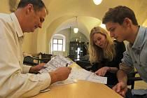 Informace k e-aukci zájemci získají každé pondělí a středu od 14 do 17 hodin v budově jihlavské radnice.