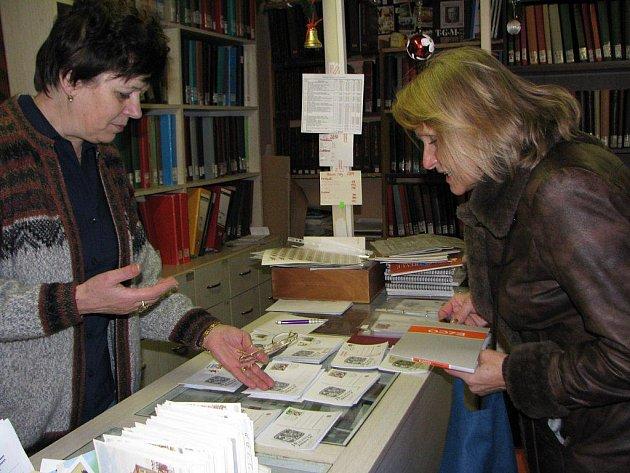 Další raritu v podobě hry s čísly v kalendáři připravila pro sběratele Poštovna Jihlava 50 v Komenského ulici.