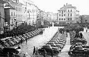 Březové události v Jihlavě.