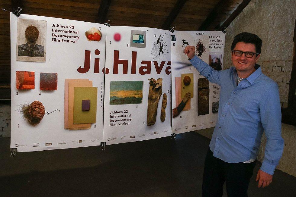 Odhalení festivalového plakátu k MFDF Ji.hlava.