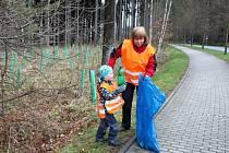 Čistá Vysočina. Do osmého ročníku akce Čistá Vysočina sev roce 2016 zapojilo v celém Kraji Vysočina 22 200 dobrovolníkůa bylo nasbíráno přes 104 tun odpadků.