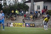 Úvodní kolo MOL Cupu mezi A.F.C. Humpolec a FC Vysočina Jihlava.