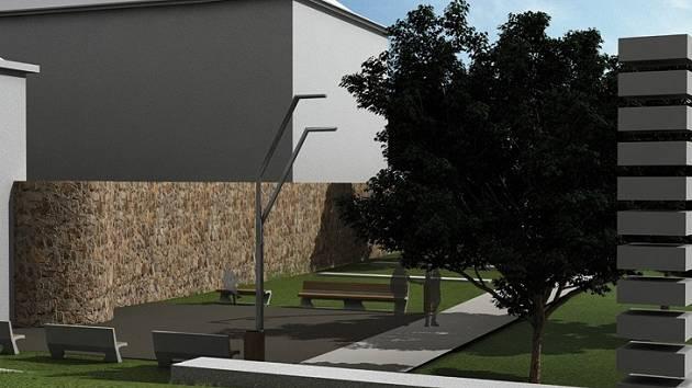 Návštěvníci jihlavských hradeb by uvítali více možností k posezení. Architekti jejich přání vyslyšeli. Teď je již jen otázka, kdy bude do nákupu mobiliáře investovat město.