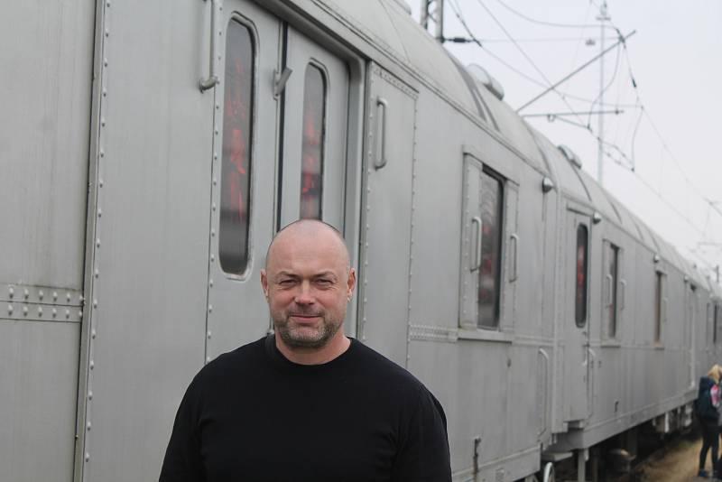 Protidrogový vlak.