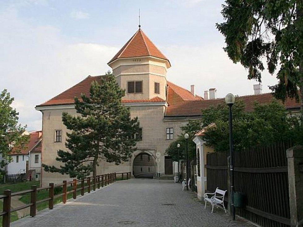 Zámek v Telči. Ilustrační foto.