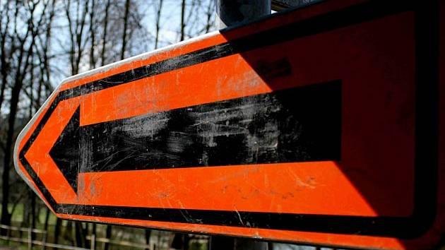 Hlavní tah na Jemnici v Třebelovicích uzavřou kvůli opravě přejezdu