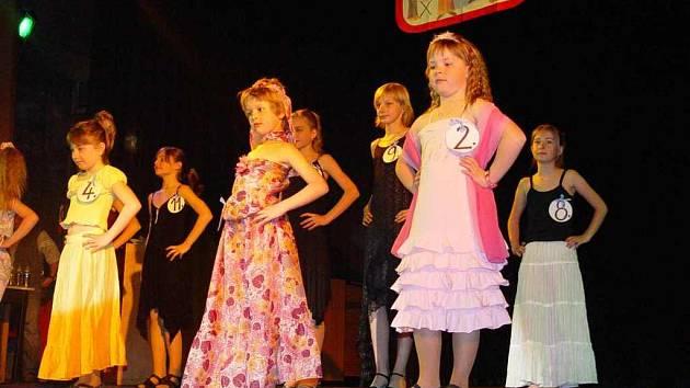 Svou Miss Aerobic si zvolili v neděli odpoledne v Třešti.