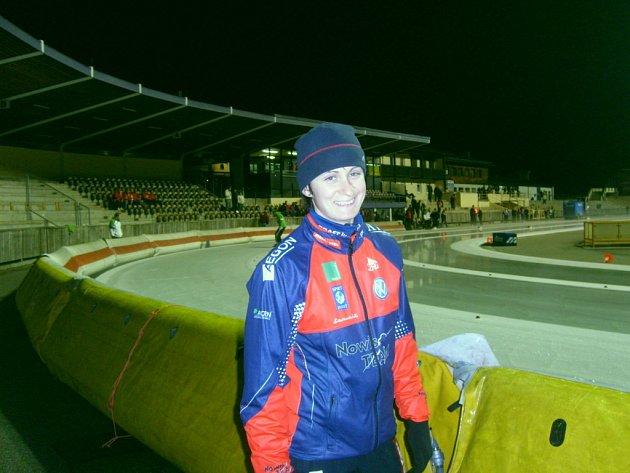 Rychlobruslařka Martina Sáblíková zajela v bavorském Inzellu při závodech International Season Opening nad očekávání. Povedl se jí i sprint na 500 metrů.