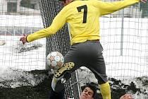 Starší dorostenci FC Vysočina si poradili s juniorkou Sezimova Ústí, kterou porazili jasně 5:1.