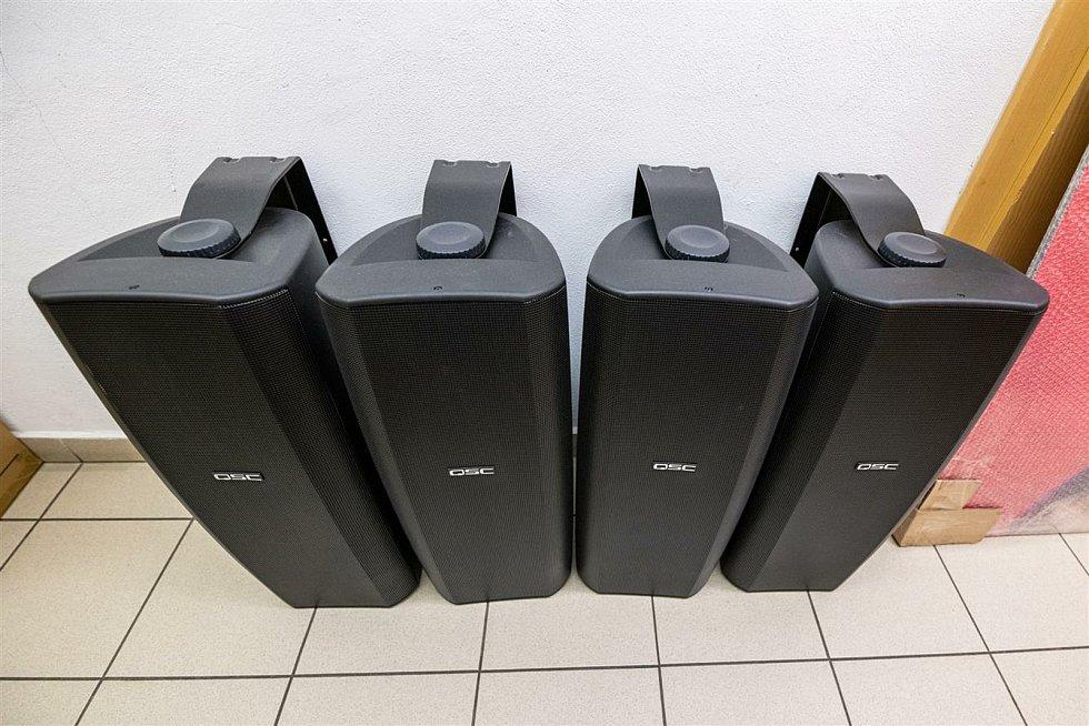 V Kině Dukla budou nové sedačky, byl modernizován i zvukový systém.