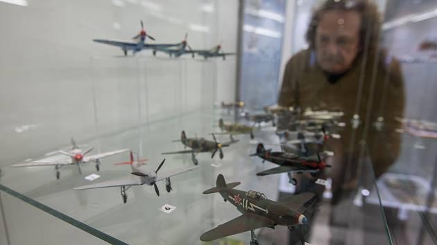Výstava Legendy v miniatuře v jihlavském Muzeu Vysočiny.