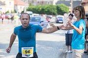 30. ročník Dřevěného muže - triatlonového závodu v Lukách nad Jihlavou.