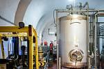 Současná podoba jihlavského pivovaru.