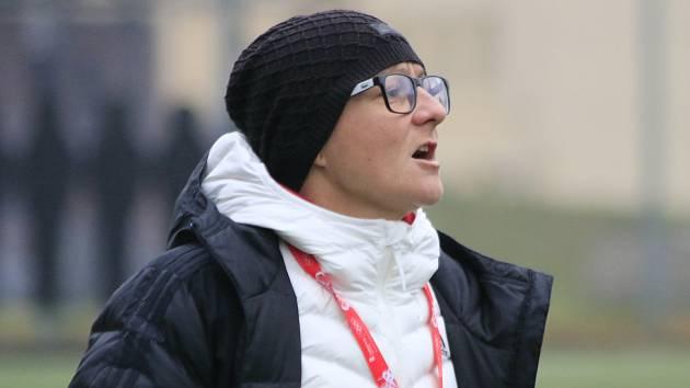 Trenérka Kateřina Valentová nemohla být s uplynulým podzimem spokojená. Jihlavský výběr žen vyhrál z šesti utkání jediné.