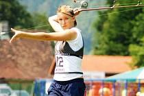 Jitka Pausarová z Jihlavy obsadila na světovém šampionátu v rybolovné technice druhé místo.