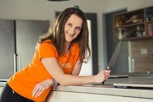 Majitelka jihlavského kuchařského studia Gurmandie Veronika Došková