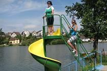 Takto vypadá nová atrakce u rybníka Peklo v Polné.