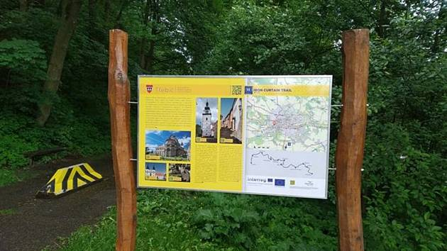 Vyosočina Tourism pomohl cyklostezku roku zviditelnit. Foto: Vysočina Tourism