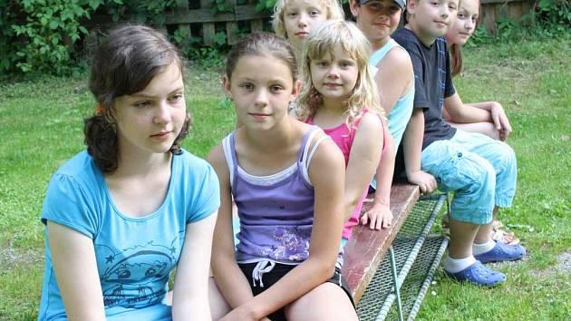 Letní tábor Hájenka Černé lesy se zaplnil už v sobotu.