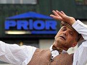 Ach, ten Prior! Nejznámější jihlavskou stavbou, ovšem v negativním slova smyslu, je asi Prior na náměstí. K němu si před lety v pořadu Šumná města řekl své i architekt David Vávra.